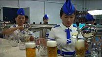 Фестиваль пива в КНДР... с британским привкусом