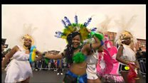 How much is the carnival worth to Leeds?
