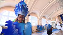 Watch: How to make a Carnival costume