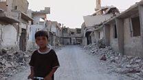 Химатака в Гуте: три года спустя сирийцев по-прежнему травят