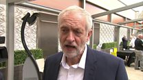 Corbyn 'concerned' over voter exclusion