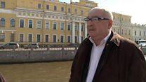 Прогулки по Петербургу: английский след в убийстве Распутина