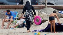 Burkini ban overturned by French court