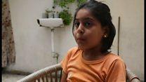 シリアで化学兵器浴びた家族 「目が見えず息もできず」