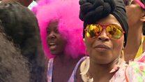 Notting Hill karnavalı: Londonda bayram