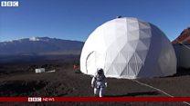 ハワイの火星人たちの実験成功 もはやSFではなく