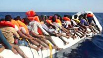 Более 6,5 тысячи мигрантов спасены у берегов Ливии