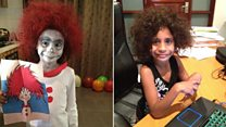 'There is nothing wrong with kids doing blackface or whiteface'