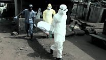 Ebola gravediggers look to the future