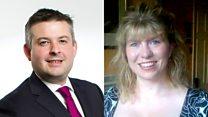 """Death threats mean I question my role as an MP"""