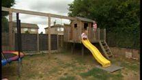 Council orders kids' den destruction