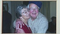 Man's £1m donation after wife's death