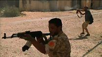 Победа над ИГ в Сирте близка: репортаж с передовой