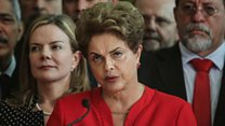Brazil's President removed from office