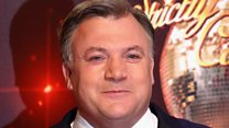 Ed Balls: 'I'm worried about the jive'