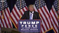 Donald Trump persiste