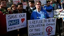 Junior doctors row: Top paediatrician calls on Hunt to renegotiate