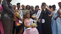 Mwanamke malkia wa urembo gerezani Kenya