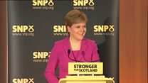 """Sturgeon: Independence option should stay """"on the table"""""""