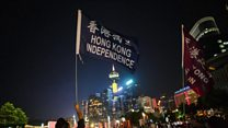 Do Hong Kongers want independence?