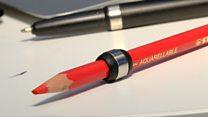 Ring turns pencil crayons 'digital'