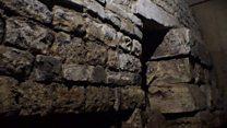 Hidden Roman ruins on show