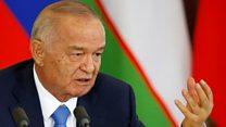 Who is Islam Karimov?
