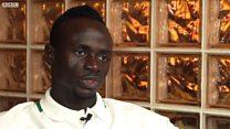 Sénégal : Entretien avec Sadio Mané