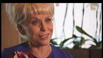 Dame Barbara Windsor 'thrilled' to turn on Blackpool lights