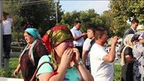 Ташкент прощается с Исламом Каримовым