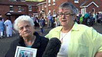 Mother Teresa honoured in west Belfast