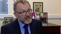Mundell: UK will take lead on Brexit negotiations