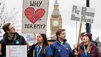 Will doctors be disciplined for strike action?