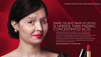 Acid attack survivor to model in NY