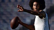 Obama defends NFL player's anthem snub