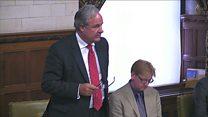 MPs clash during EU referendum debate