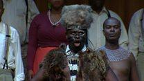 L'opéra sur la vie de Mandela triomphe à Londres