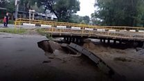 Тайфун Лайонрок в Приморье: последствия бедствия
