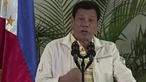 Duterte 'regrets' Obama 'whore' jibe