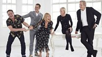 Cold Feet writer 'overwhelmed' by response
