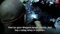Daawo : Shaqada macdan qodida dalka Koongo (DRC)