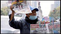 Чем опасен загрязненный воздух большого города?