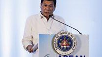 "Obama'ya ""O.çocuğu"" diyen Duterte 'pişman'"