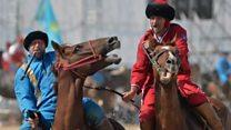 Kirguistán es sede, por segunda vez, de los Juegos Nómadas Mundiales