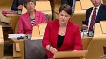 Davidson: 'The SNP cupboard is bare'