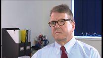 Southern Health chairman on Katrina Percy's new job