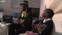 Les enfants musiciens de Mathare North