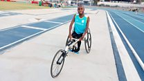 Soomaaliya oo ka qayb galaysa cayaaraha Paralympics