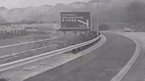 Archive of the M4 opening around Newport