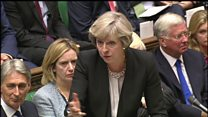 No 'running commentary' on Brexit, says PM